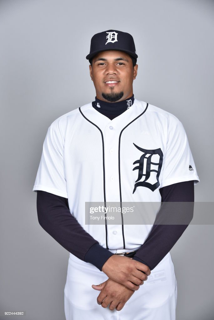 2018 Detroit Tigers Photo Day : Nachrichtenfoto