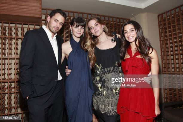 Jeisa Chiminazzo Oliver Ripley Nicola Steiner and Candice Miller attend INSTITUTE FOR CIVIC LEADERSHIP Fundraiser at Cipriani's 'The Vault' on...