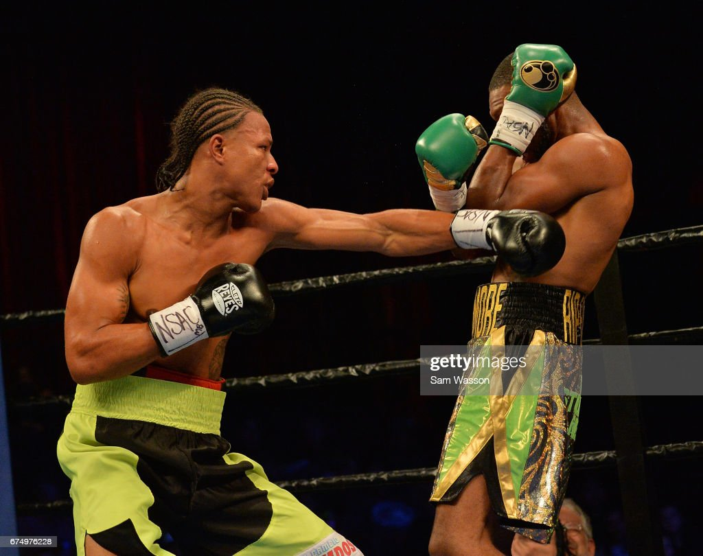 Jeison Rosario v Nathaniel Gallimore : News Photo