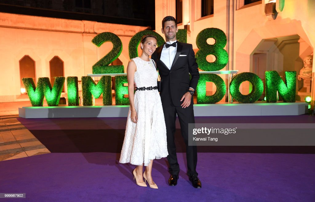 Wimbledon Champions Dinner - Red Carpet Arrivals : ニュース写真