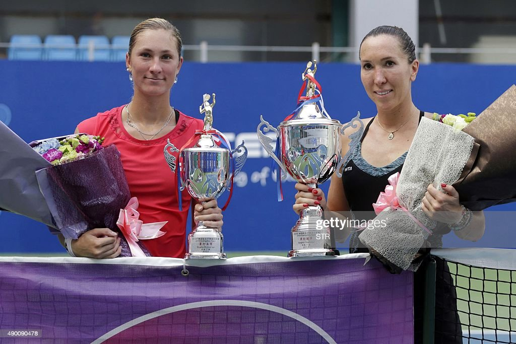 TENNIS-WTA-CHN : News Photo