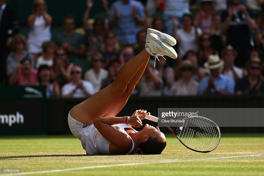 Day Six: The Championships - Wimbledon 2015
