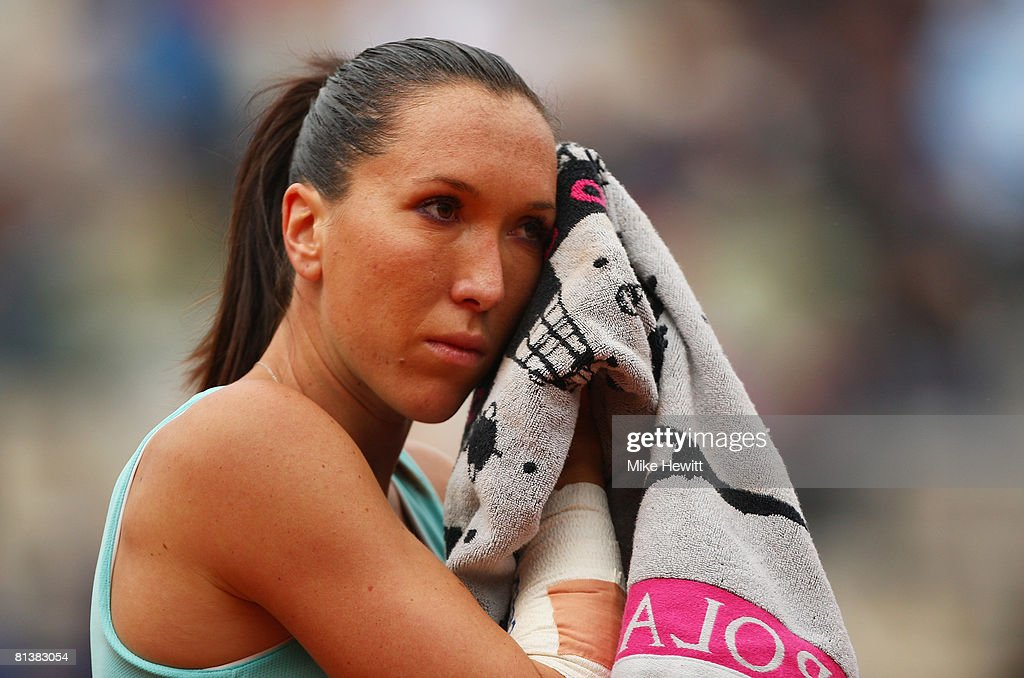 French Open - Roland Garros 2008 Day Ten : News Photo
