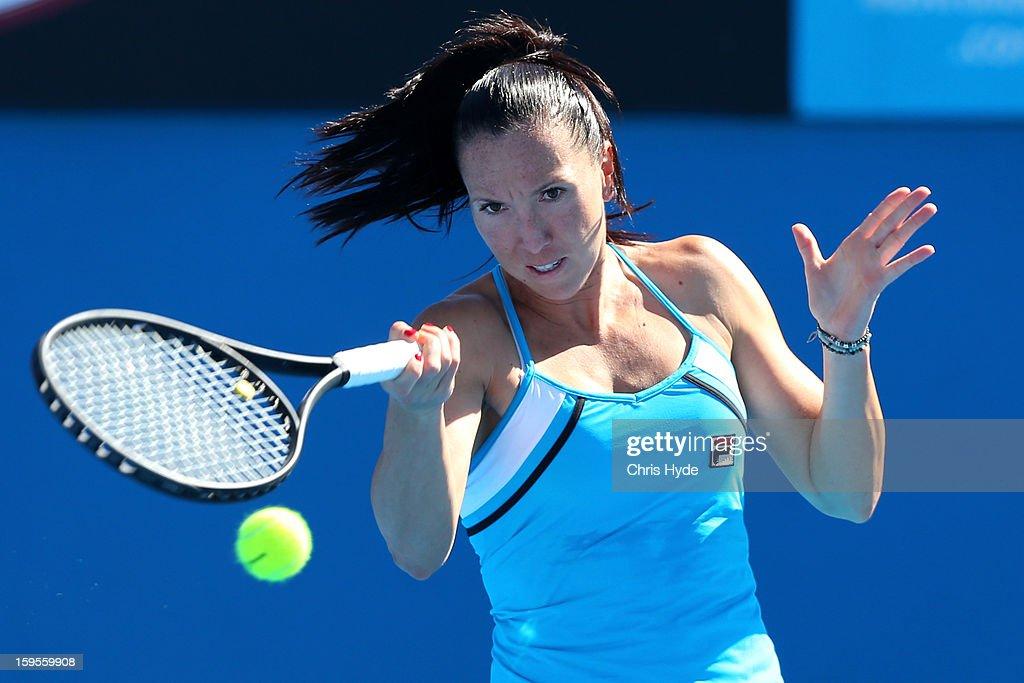 2013 Australian Open - Day 3 : News Photo