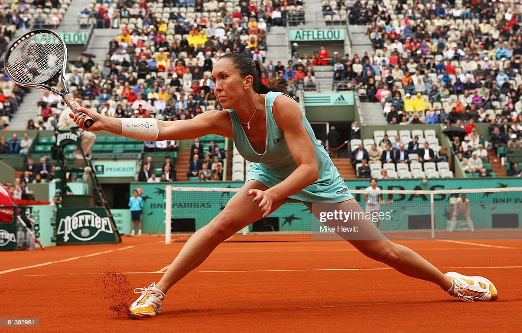 French Open - Roland Garros 2008 Day Ten : News Photo