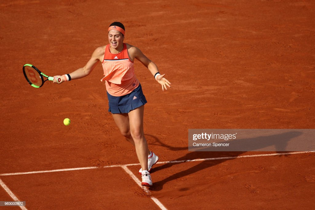 2018 French Open - Day One : Photo d'actualité