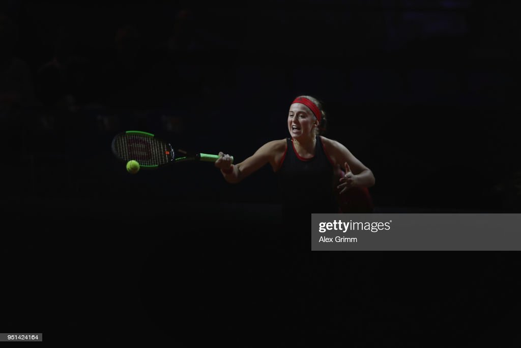 Porsche Tennis Grand Prix Stuttgart - Day 4