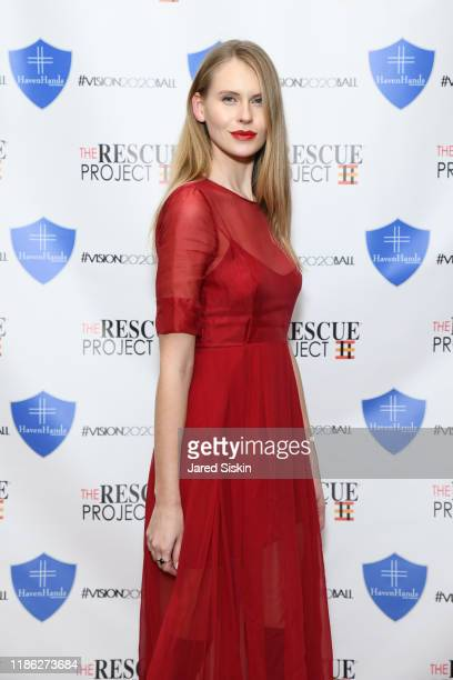 Jelena Salikova attends The 3rd Annual Vision 2020 Ball By The Rescue Project Haven Hands Inc Brought To You By AMAZZZING HUMANS at 4W43 on November...