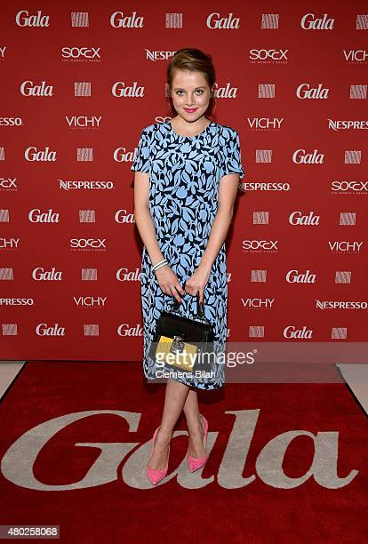 Jella Haase attends the GALA Fashion Brunch Summer 2015 at Ellington Hotel on July 10, 2015 in Berlin, Germany.