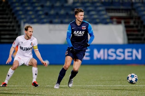 NLD: Telstar v Jong AZ Alkmaar - Dutch Keuken Kampioen Divisie