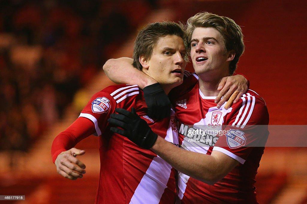 Middlesbrough v Millwall - Sky Bet Championship : Nachrichtenfoto