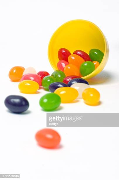 Jelly Beans in a Plastic Egg