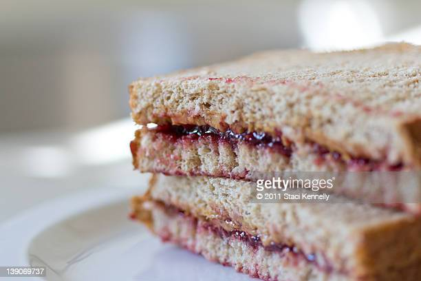 Jelly sandwich
