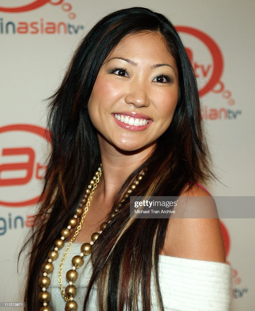 Jelynn Rodriguez during ImaginAsian TV and AFI Fest Sway Celebration - Arrivals at AFI Rooftop Village at Arclight Theaters in Los Angeles, California, United States.