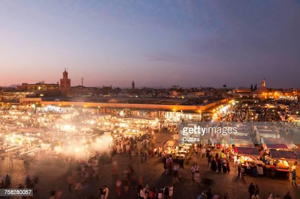 Jemaa el-Fnaa Square, Marrakech, Morocco