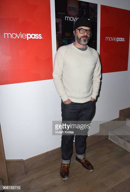 Jemaine Clement attends 'An Evening with Beverly Luff Linn' Dinner presented by MoviePass on January 20 2018 in Park City Utah