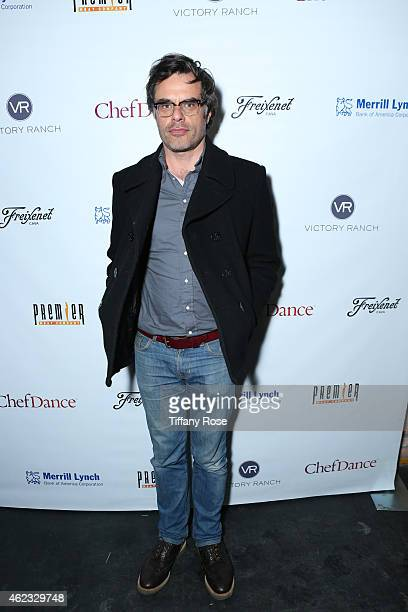 Jemaine Clement attends ChefDance 2015 presented by Victory Ranch and sponsored by Merrill Lynch Freixenet Anchor Distilling and Premier Meat Co on...
