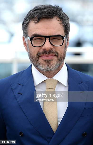 Jemaine Clement attends 'The BFG ' photocall during the 69th annual Cannes Film Festival at the Palais des Festivals on May 14 2016 in Cannes France