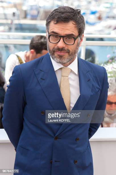 Jemaine Clement attends 'The BFG' photocall during the 69th Annual Cannes Film Festival on May 14, 2016 in Cannes, France.