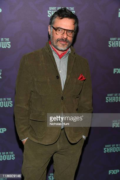 """Jemaine Clement attends the """"What We Do In The Shadows"""" New York Premiere at Metrograph on March 19, 2019 in New York City."""