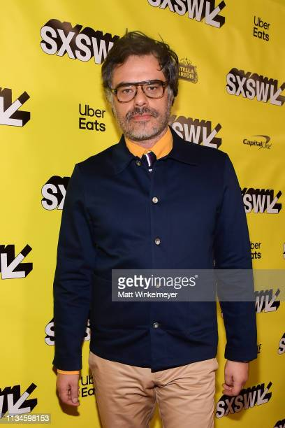 """Jemaine Clement attends the """"What We Do in the Shadows"""" Premiere 2019 SXSW Conference and Festivals at the Paramount Theater on March 08, 2019 in..."""