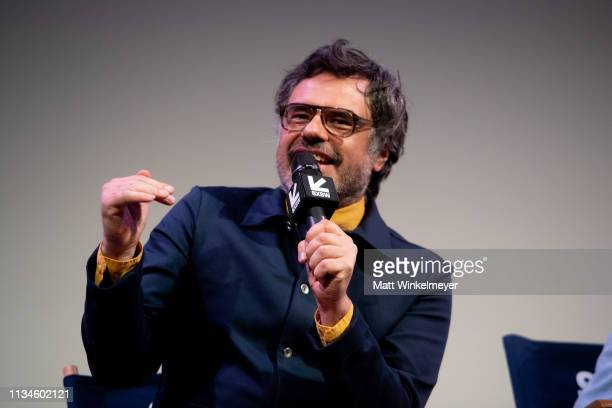 """Jemaine Clement attends the """"What We Do in the Shadows"""" Premiere 2019 SXSW Conference and Festivals at the Paramount Theater at Stateside Theater on..."""