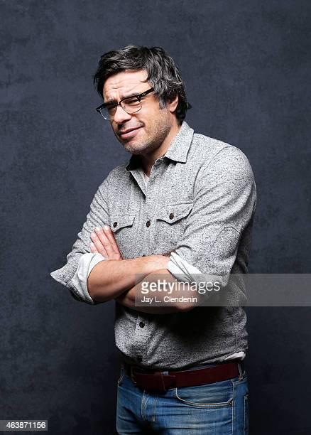 Jemaine Clement is photographed for Los Angeles Times at the 2015 Sundance Film Festival on January 24 2015 in Park City Utah PUBLISHED IMAGE CREDIT...