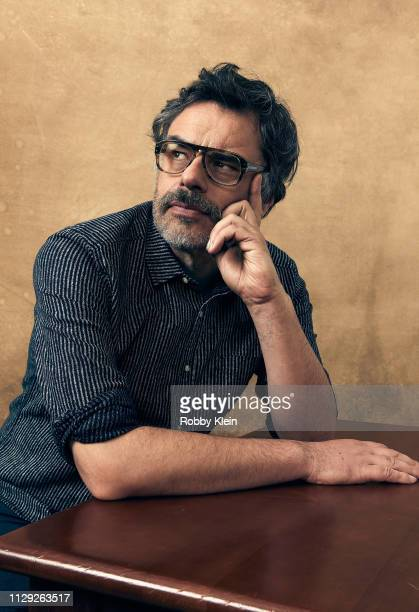 Jemaine Clement of the film 'What We Do in the Shadows' poses for a portrait at the 2019 SXSW Film Festival Portrait Studio on March 8, 2019 in...