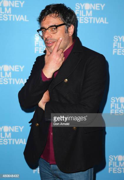 Jemaine Clement poses at the Sydney Film Festival Closing Night Gala at the State Theatre on June 15 2014 in Sydney Australia