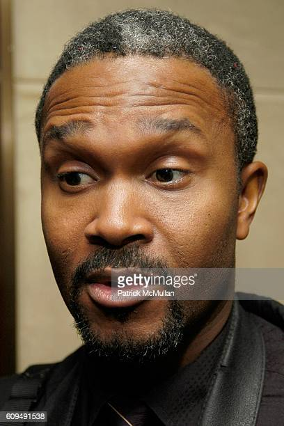 Jemal Countess attends PRESTON BAILEY Inspirations Book Launch Party at Rainbow Room on January 31 2007 in New York City