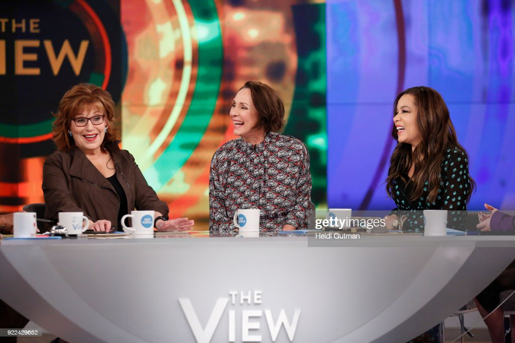 ABC's 'The View' - Season 21 : Nachrichtenfoto