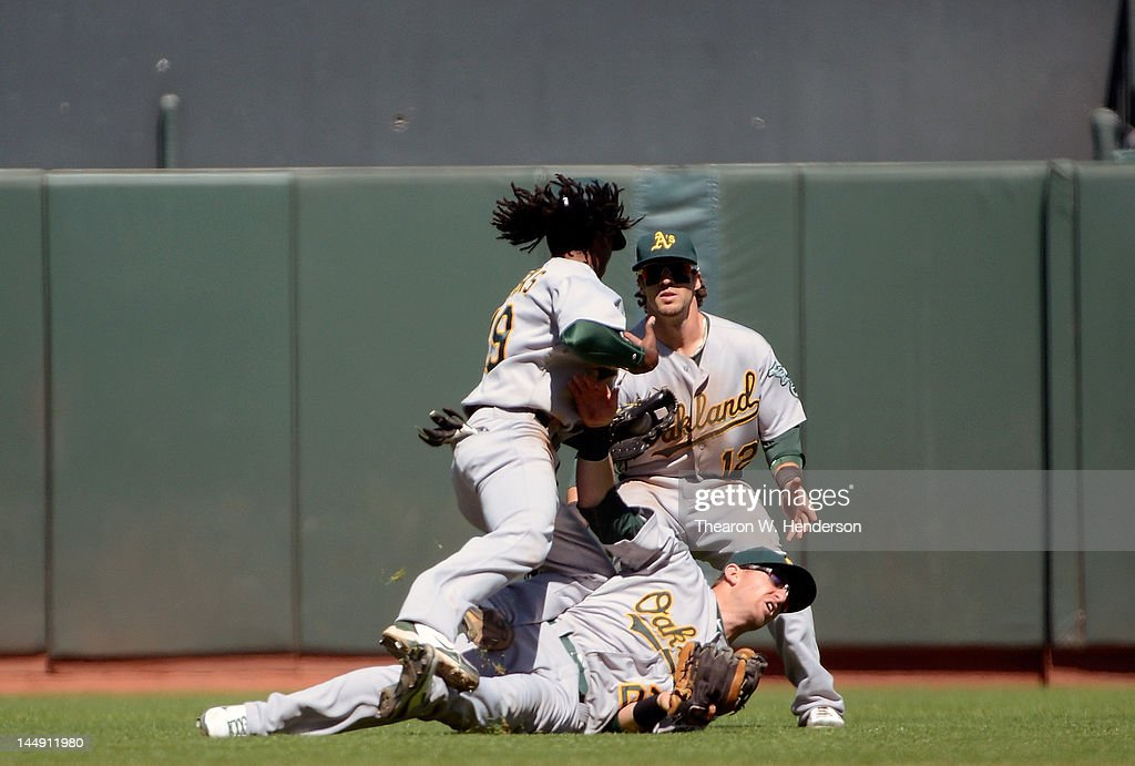 Oakland Athletics v San Francisco Giants : News Photo