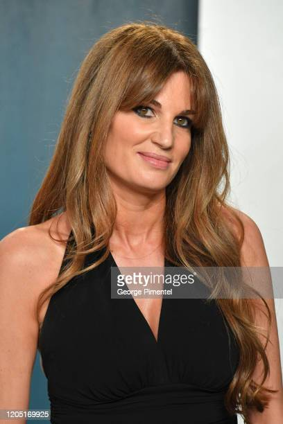 Jemima Goldsmith attends the 2020 Vanity Fair Oscar party hosted by Radhika Jones at Wallis Annenberg Center for the Performing Arts on February 09...