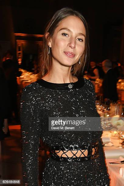 Jemima Jones attends as PORTER hosts a special performance of Letters Live in celebration of their Incredible Women of 2016 at The VA on November 29...