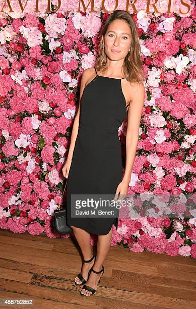 Jemima Jones attends the David Morris Ai Weiwei exhibition gala preview at the Royal Academy of Arts on September 17 2015 in London England