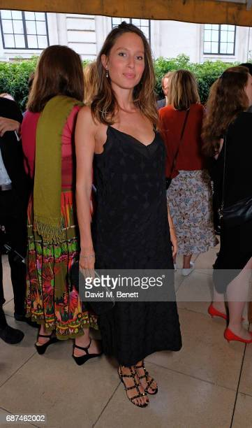Jemima Jones attends the Leuser Ecosystem Action Fund hosted by Ben Goldsmith and Sarah Woodhead at 5 Hertford Street in collaboration with CIROC...