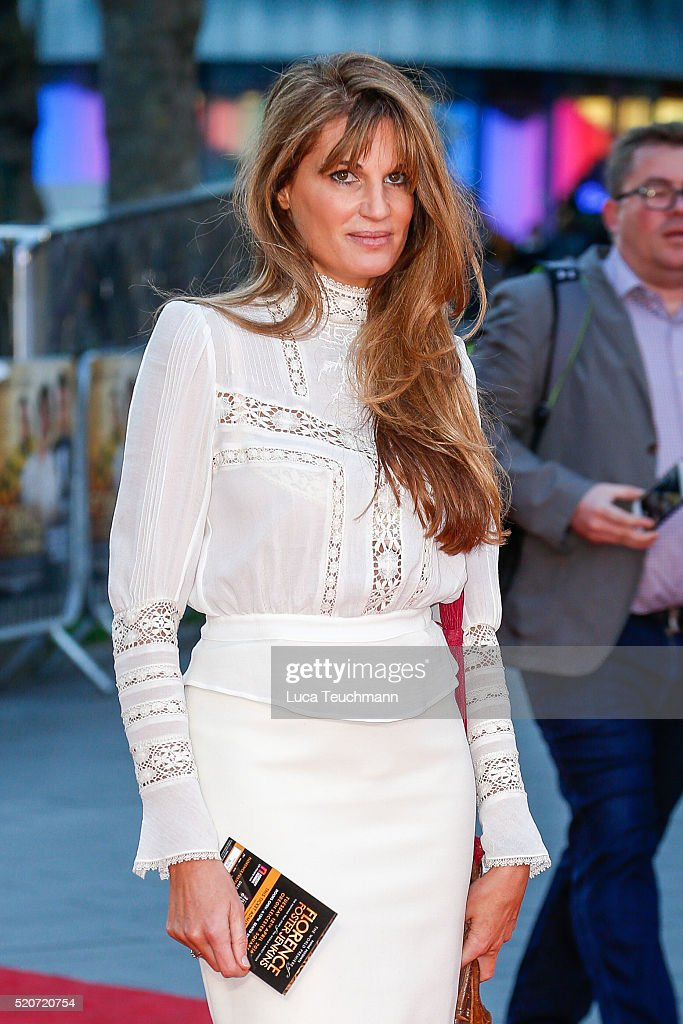 """Florence Foster Jenkins"" - UK Film Premiere - Red Carpet : News Photo"