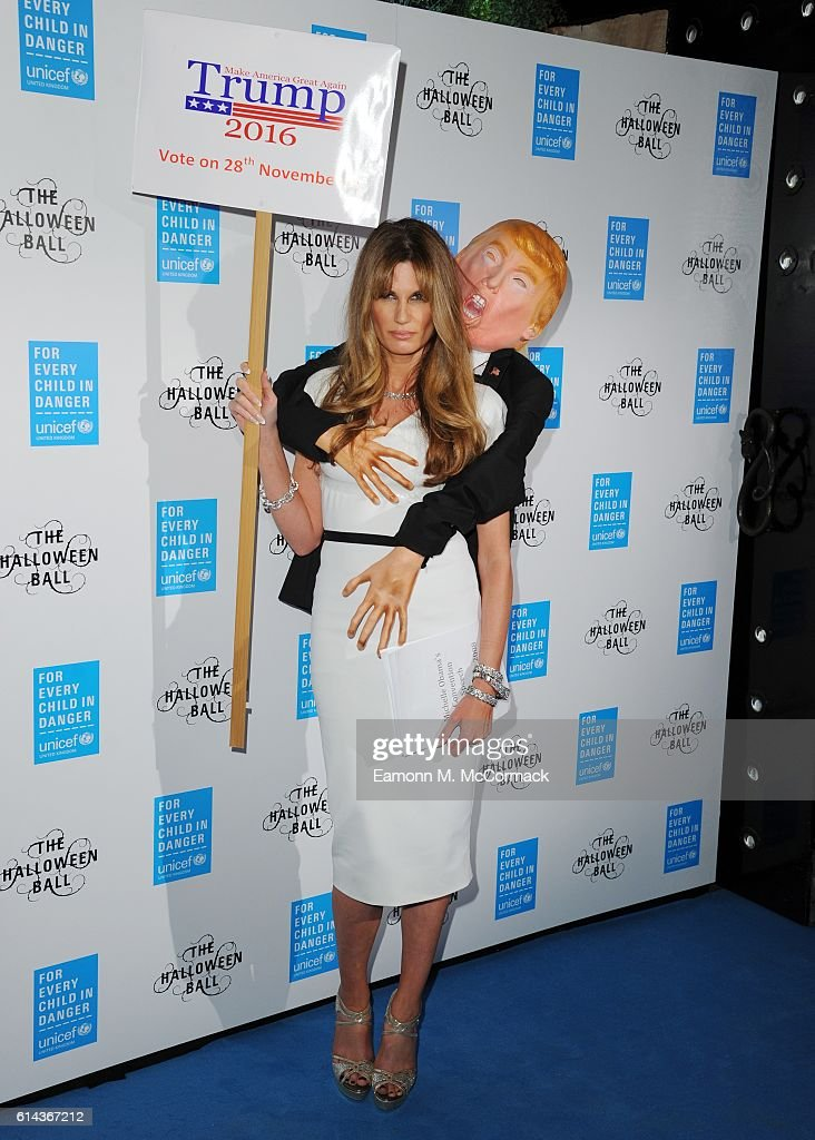 GBR: UNICEF UK's Halloween Ball - Arrivals