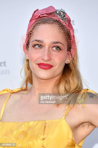 Jemima Kirke attends the 2017 Metropolitan Opera Opening Night at The Metropolitan Opera House on September 25 2017 in New York City
