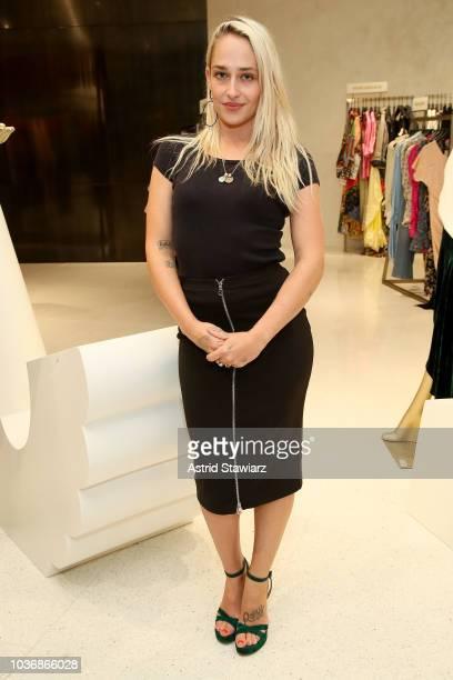 Jemima Kirke attends the Saks Fearless Women Speaker Series With Jemima Kirke on September 20 2018 in New York City