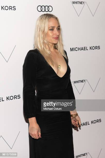 Jemima Kirke attends the Whitney Museum Celebrates The 2018 Annual Gala And Studio Party at The Whitney Museum of American Art on May 22 2018 in New...