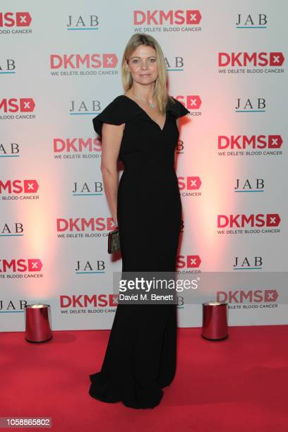 Jemma Kidd attend the Second Annual DKMS Big Love Gala at The Roundhouse on November 7 2018 in London England