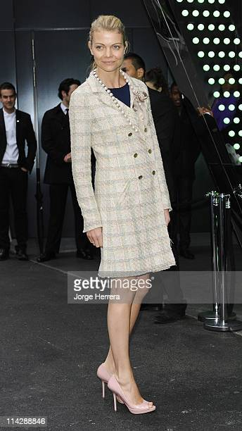 Jemma Kidd attends the Marie Claire Inspire and Mentor party in association with the Prince's Trust at the W Hotel, Leicester Square on May 17, 2011...