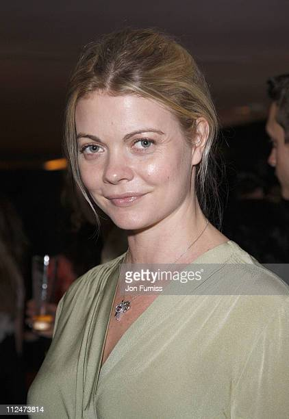 Jemma Kidd attends the Peroni Nastro Azzurro and Antonio Berardi dinner party to celebrate the launch of a new collection at The Hospital Club Club...