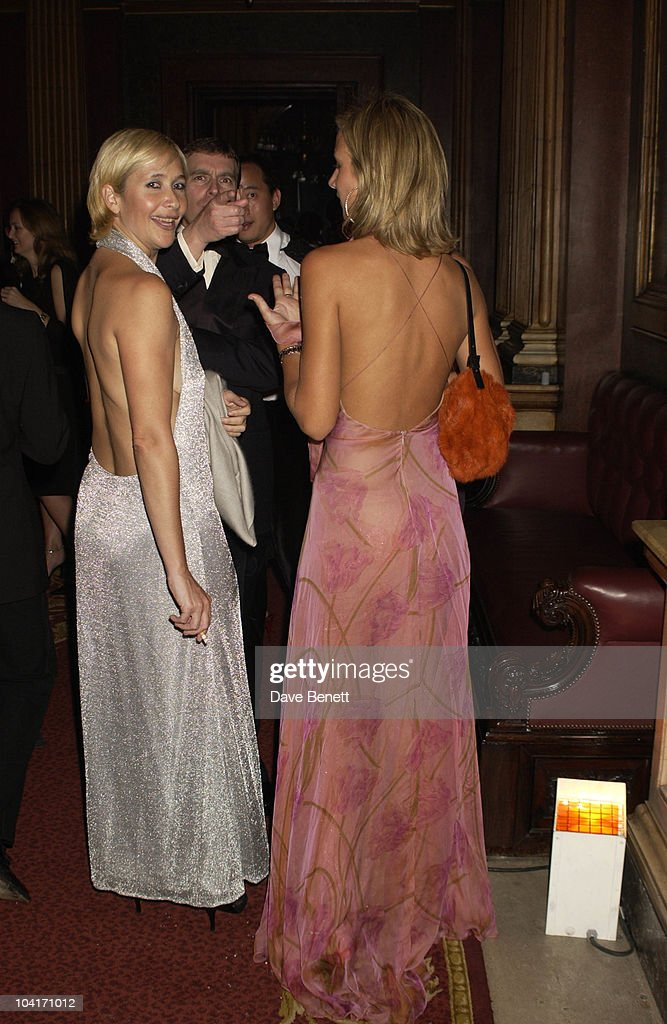 Jemma Kidd, Tania Bryer And Lady Victoria Hervey Meet Prince Andrew, Hong Kong Fanancier Andy Wong And His Wife Pattie Throw Their Annual Chinese New Year Party. In Fancy Dress The Dress Code Was Mystery Vamp And Seduction And Most Of Londons Society Turned Up To A Mysterious Event In The Same Theme As 'Eyes Wide Shut' With Masked Young Women With Very Little On, As Prince Andrew Found Out.!