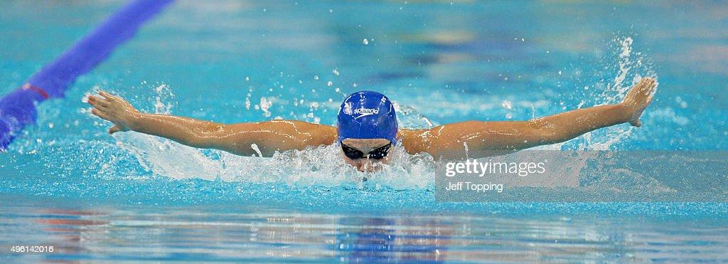 FINA Swimming World Cup - Dubai : News Photo