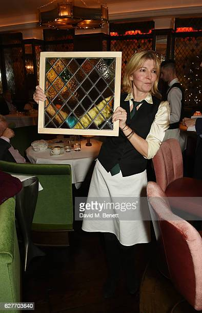 Jemma Redgrave attends One Night Only at The Ivy in aid of Acting for Others at The Ivy on December 4 2016 in London England