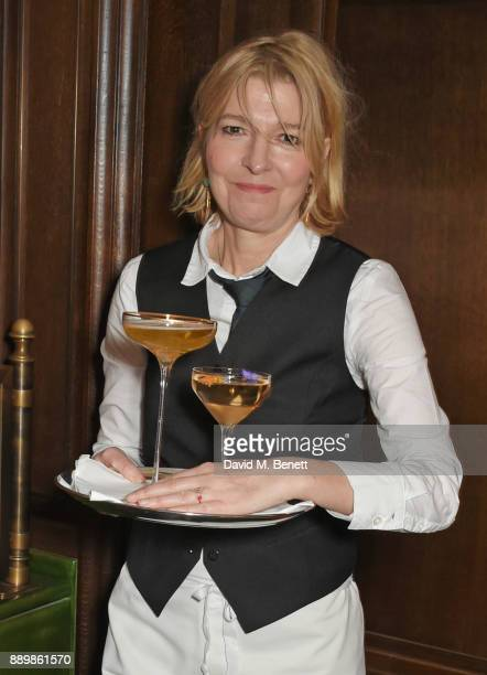 Jemma Redgrave attends 'One Night Only At The Ivy' in aid of Acting for Others on December 10 2017 in London England