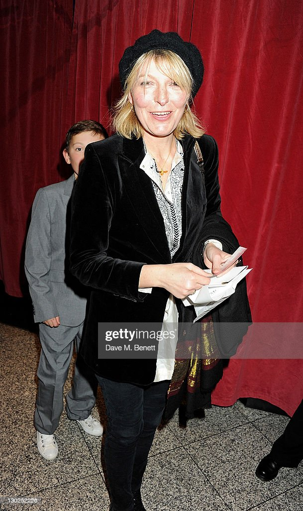 The BFI London Film Festival: Anonymous - Premiere - Inside Arrivals : News Photo