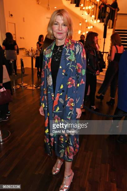 Jemma Redgrave attends the press night performance of Mood Music at The Old Vic Theatre on May 2 2018 in London England